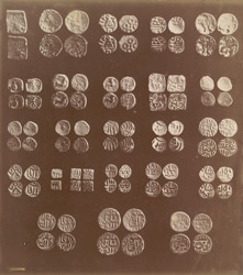 [Collection of coins, possibly from Sopara.]